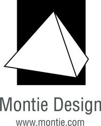 Montie Design Logo